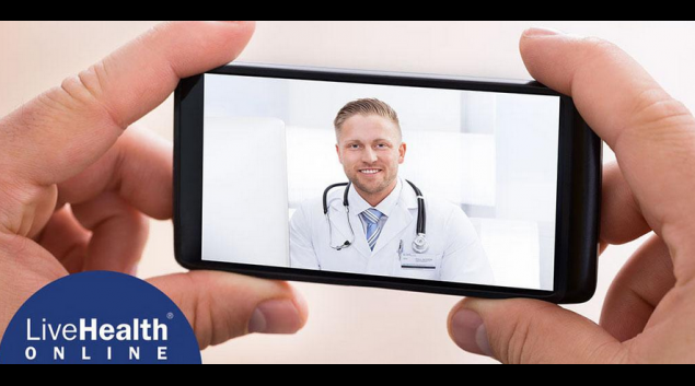 LiveHealth Online, a telemedicine service owned by insurance giant Anthem.