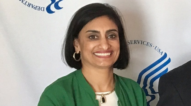 "CMS Administrator Seema Verma. Photo via <a href=""https://twitter.com/SeemaCMS/status/886257150733037568"" target=""_blank"">Twitter</a>"
