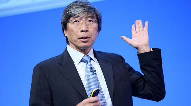 "Photo of Patrick Soon-Shiong courtesy <a href=""https://www.flickr.com/photos/56675543@N08/14212355607"">NHS Confederation </a>"