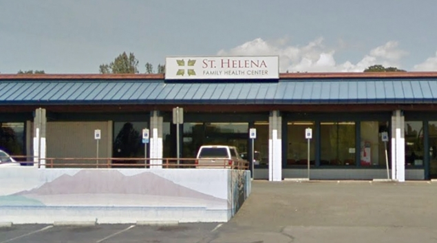 St Helena Family Health Center owned by Adventist Health Clear Lake. Credit: Google Street View