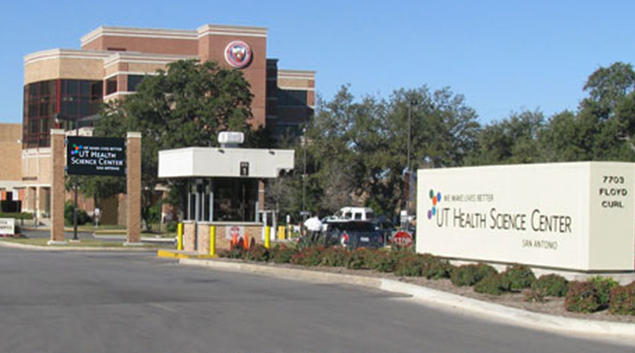 "University of Texas Health Science Center contains a transitional clinic for mental health patients--Photo by <a href=""http://uthscsa.edu/op/""> UT Health Science Center-San Antonio </a>"