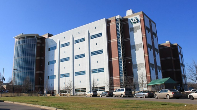 """The Department of Veterans Affairs Medical Center in Ann Arbor, Michigan. Photo byDwight Burdette,<a href=""""https://commons.wikimedia.org/wiki/File:Department_of_Veterans_Affairs_Medical_Center_Ann_Arbor_Michigan.JPG"""" target=""""_blank"""">Wikimedia Commons</a>"""