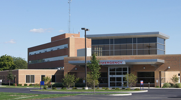 "Van Wert County Hospital in Van Wert, Ohio recently scored their first A with Leapfrog after years of struggling. Photo via <a href=""http://gopower10.com/wp-content/uploads/2014/03/Van-Wert-County-Hospital-.jpg"">Go Power 10 </a>"