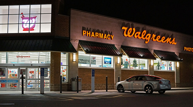 "Photo by <a href=""https://commons.wikimedia.org/wiki/File:Walgreens_store.jpg""> Wikipedia </a>"