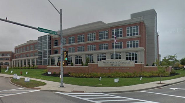 Wentworth-Douglass Hospital, already in the Partners network, is among the hospitals interested in the regional non-profit subsidiary of Mass General. Credit: Google Maps
