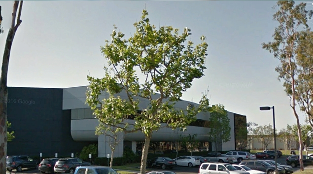 CareCredit headquarters in Costa Mesa, CA. (Google Earth)