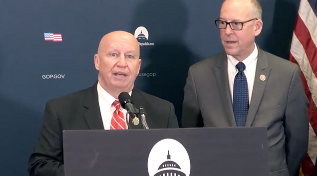 Reps. Kevin Brady and Greg Walden discuss the American Health Care Act.