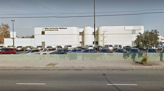 Valley Community Healthcare in Hollywood, California is among the 2,800 locations serving 9 million people in California. Credit: Google Maps