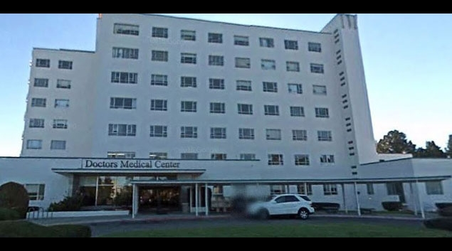 A 2007 Google street view photo of Doctors Medical Center