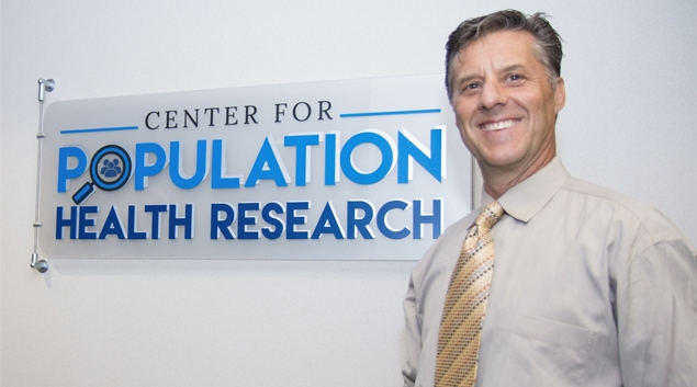 The research center will be under the direction of Russ Butler, an ADU professor of biology.