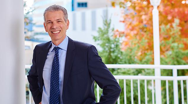 Geisinger CEO David Feinberg is focusing on better hospital billing.
