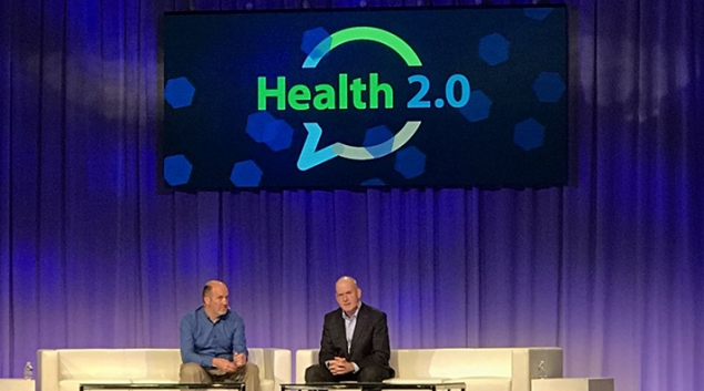 """Health 2.0 hosted its 11th annual conference in October 2017 and will now bring their MarketConnect Live program to HIMSS18. Credit: <a href=""""https://twitter.com/health2con/status/915353568722292736"""" target=""""_blank"""">Twitter</a>"""