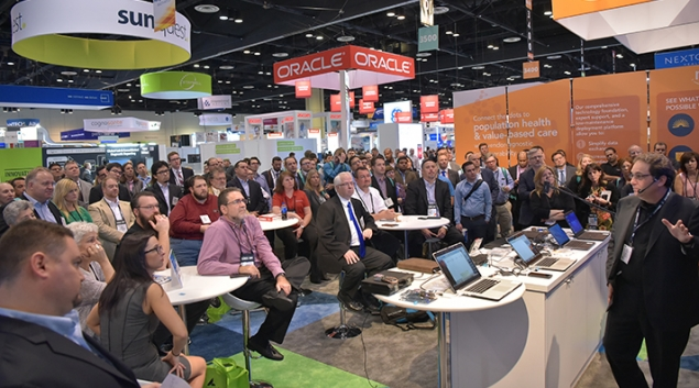 Last year the showroom floor hosted talks and demos. New this yearthe Solutions Lab, inBooth 14000-1409, will host interactive sessions to find practical solutions.