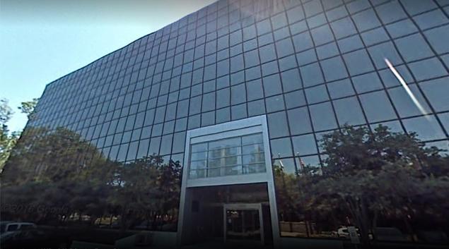 Kaufman Hall headquarters in Skokie, IL (Google Earth)