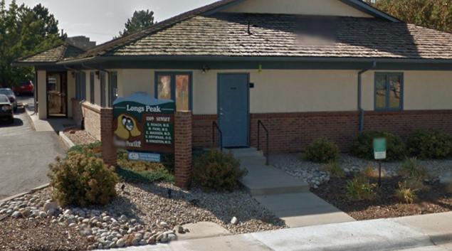 Longs Peak Family Practice in Longmont, Colorado. Credit: Google Maps