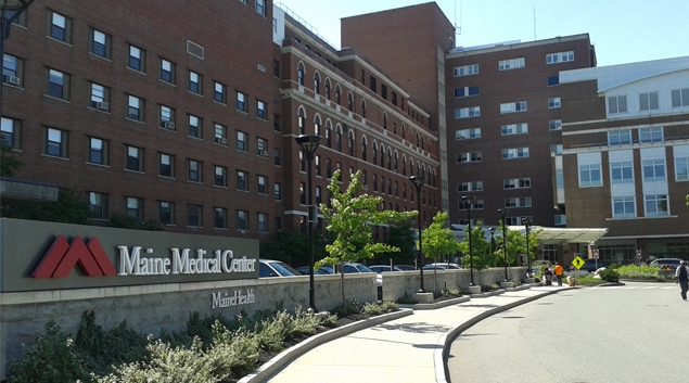 Maine Medical Center in Portland.