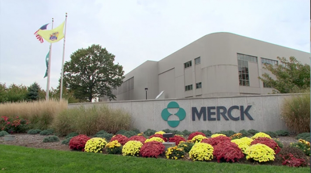 Merck's USA headquarters in Kenilworth, New Jersey.