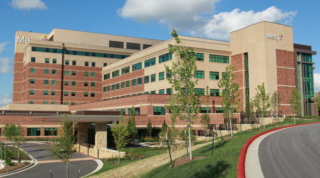 Mercy Hospital Joplin was among those awarded by Healthgrades.