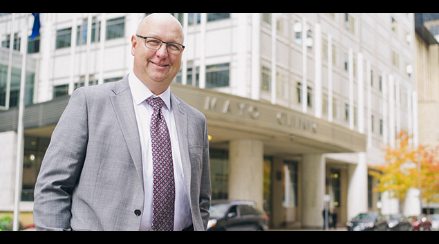 Mark Norby, chair of revenue cycle at the Mayo Clinic, is focused on integrating the system's revenue cycle operations.