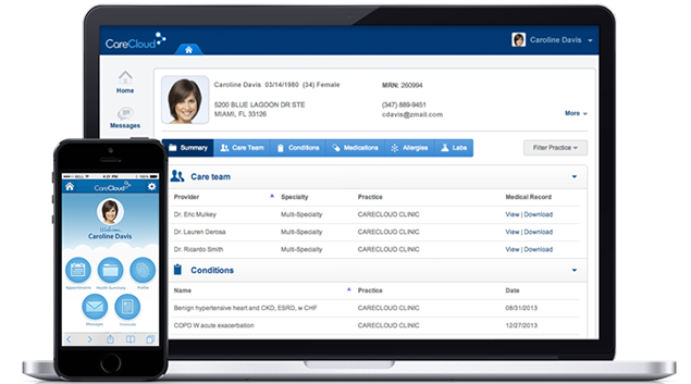 Solutions like the CareCloud patient portal are saving practice managers big bucks.