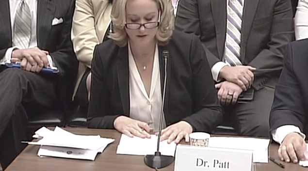 """""""I am disappointed that CMS has masked their efforts to control rising drug costs by suggesting physicians are not providing their patients with the most appropriate, highest quality medical care but instead prescribe more expensive drugs for 'profit,'"""" said Debra Patt, MD."""
