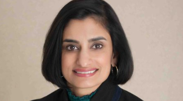"Healthcare consultant Seema Verma (via <a href=""https://www.linkedin.com/in/seema-verma-384b3a5"">LinkedIn</a>)"