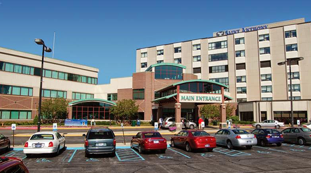 Catholic health system drops saint names from hospitals