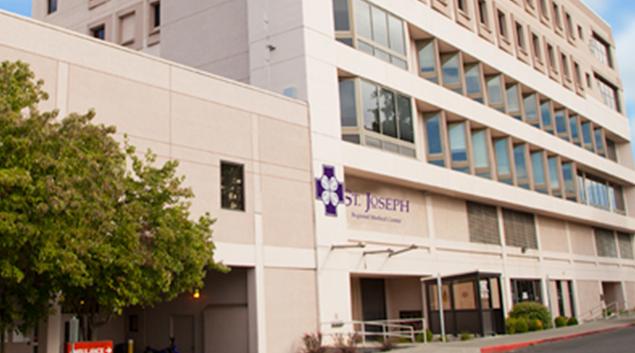 St. Joseph Regional Medical Center in Lewiston, Idaho (Google photo)