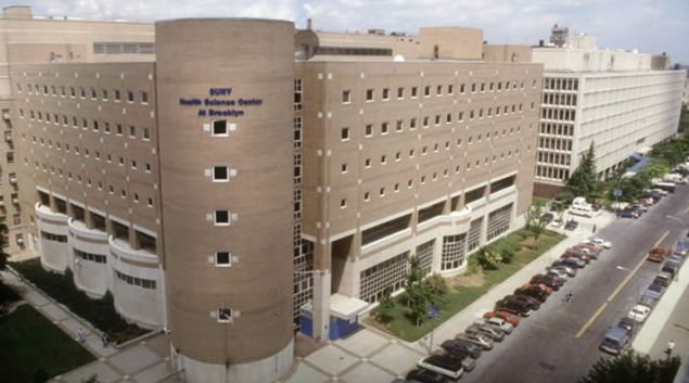 SUNY Downstate Medical Center in Brooklyn earned an 'F' in patient safety from Leapfrog.