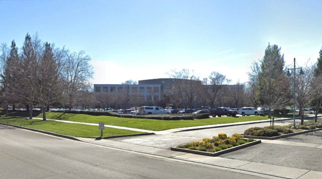 Sutter Health headquarters in Sacramento, California.