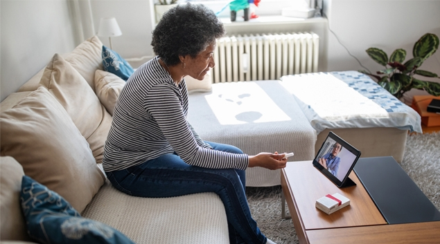 Behavioral health providers embracing telehealth during the COVID-19 pandemic