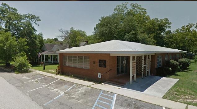 Wagener Medical Center (Google Earth)