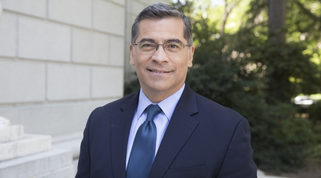 Xavier Becerra, newly confirmed to HHS secretary post (Photo courtesy Build Back Better)