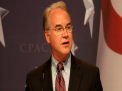 Tom Price to lead HHS, Seema Verma to lead CMS, Donald Trump announces