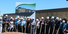 Aspirus Ontonagon Hospital breaks ground on emergency department expansion