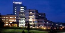 DOJ sues to block Geisinger Health's partial acquisition of Evangelical Community Hospital