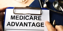 Medicare Advantage payment changes for 2022 are expected to increase revenue by 2.82%