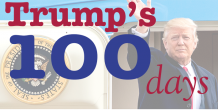 Readers pan all aspects of Trump's first 100 days dealing with healthcare