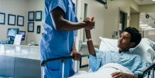 In an open letter, Chicago hospitals called systemic racism a public health crisis