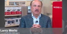 CVS Health CEO Larry Merlo says pandemic has pushed transformation to digital health