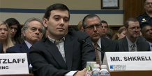 Martin Shkreli pleads the Fifth, refuses to answer questions at Congressional hearing on drug pricing