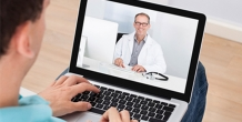 Use of non-hospital-based provider-to-patient telehealth grew nearly 1,400%