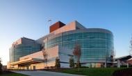 Critical care building, St. Joseph's University Medical Center, Paterson, New Jersey