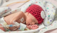St. Luke's Hospital of Kansas City helps parents of NICU babies make Valentine's Day memories