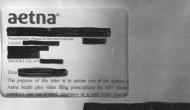 Aetna envelopes expose beneficiaries' HIV treatments