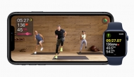 Apple plants a flag in the home fitness market with Fitness+ for Apple Watch