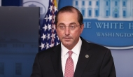 HHS Secretary Alex Azar (Photo by Tasos Katopodis/Getty Images)