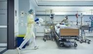 ER doctors caring for patient