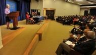 Slideshow: Minority Health Town Hall
