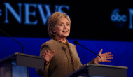 Hillary Clinton top pick for healthcare industry pros, survey finds
